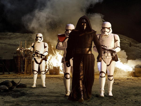 Spoiler alert. <em>The Force Awakens </em> is far from being the biggest film of all time.