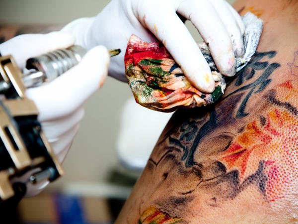 Make sure that tattoo is one you want to keep.
