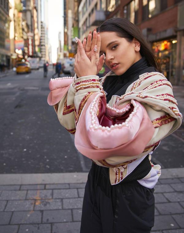 Vocalist Rosalia earned the Alt.Latino critics' top spot in 2018.