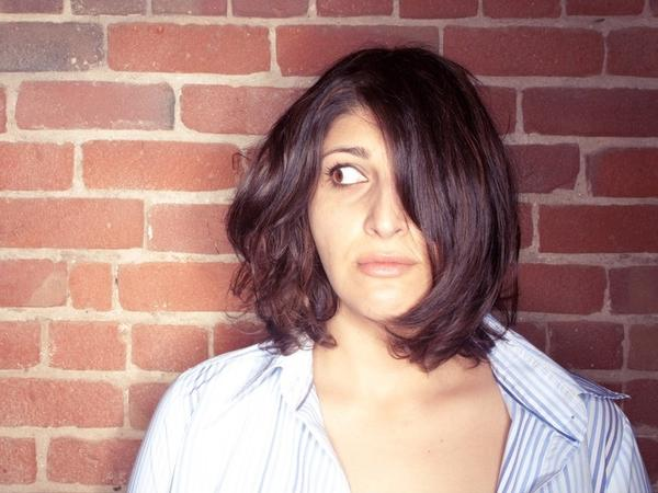 """Zahra Noorbakhsh is a comedian and co-host of the <em>#GoodMuslimBadMuslim</em> podcast. Her one-woman show, """"On Behalf of All Muslims: A Comedy Special"""" premieres June 21 in San Francisco."""