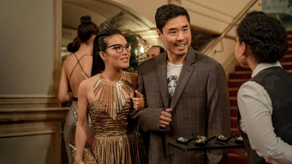 Ali Wong and Randall Park say that <em>Always Be My Maybe</em> has long been in the works as their original spin on <em>When Harry Met Sally.</em>