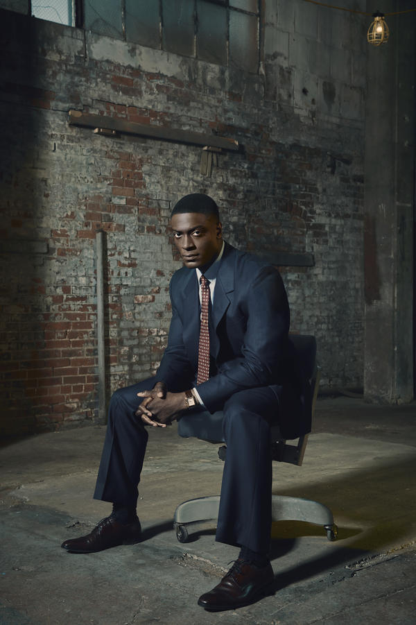 In <em>City on a Hill, </em>Aldis Hodge plays Assistant District Attorney Decourcy Ward, who is new to the corrupt criminal justice system of 1990s Boston.