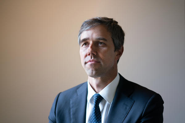 Former Texas Rep. Beto O'Rourke hopes that his face-to-face approach and grassroots fundraising will set him apart from the other Democratic presidential contenders.