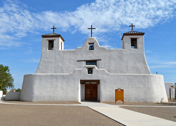 St. Augustine Church, Isleta Pueblo, NM