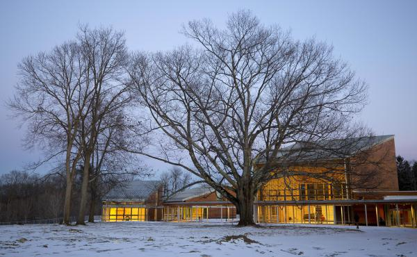 The new Linde Center for Music and Learning is home to the Tanglewood Learning Institute. It launches its first season of music, lectures and cultural events this summer, and will offer events year-round, a first for Tanglewood.