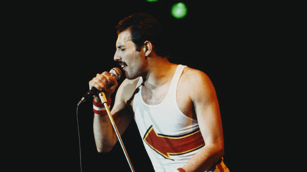 """Dave Clark, creator of <em>Time</em>, found and released the original recording of Mercury's performance of """"Time Waits for No One"""" after decades of searching for it."""