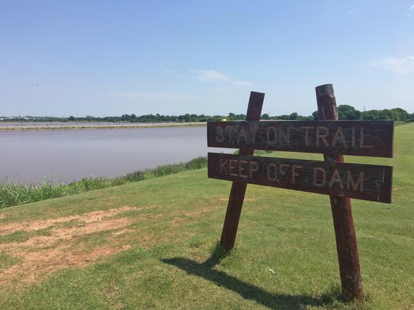Stillwater's Boomer Dam is one of more than 4,700 in Oklahoma.