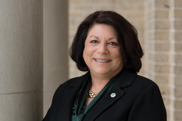 Joyce McConnell, CSU president.