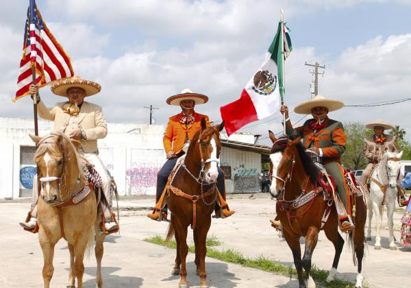 Many [articipants consider Charro Days to be a celebration of both U.S. and Mexican cultures.