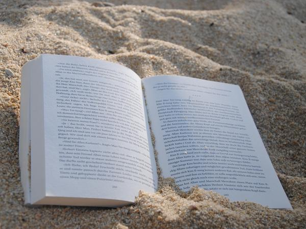Florida Matters is getting some suggestions for good books to read this summer.