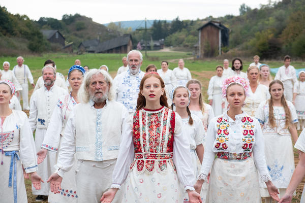 Loss, grief and emotional neglect all play a role in <em>Midsommar</em> — a haunting thriller about an American couple attending a mysterious festival in the Swedish countryside.