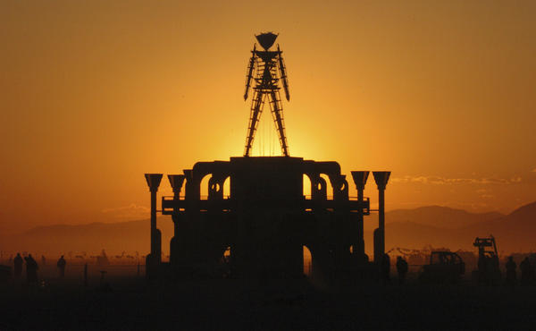 The U.S. Bureau of Land Management is recommending attendance be capped at existing levels for the next 10 years at the annual Burning Man counterculture festival in the desert 100 miles north of Reno, Nev. Burning Man organizers had proposed raising the current 80,000 limit as high as 100,000 in coming years.