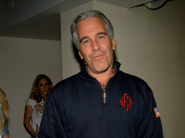 Federal prosecutors announced charges of sex trafficking against wealthy financier Jeffrey Epstein on Monday. Epstein is seen here in 2005.