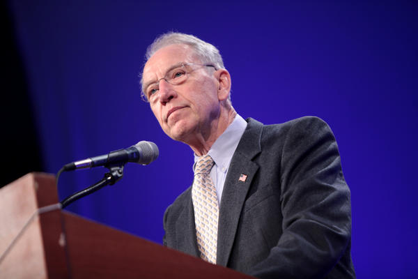 Sens. Chuck Grassley, R-Iowa, and Ed Markey, D-Mass., are working on legislation that would address the Interior Department's attempts to limit public record releases.