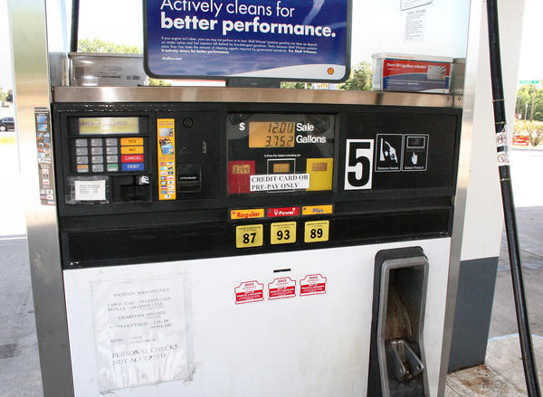 Illinois' recent gas tax increase and higher vehicle registration fees could lead to a double whammy for some drivers, that's according to an economics professor at Illinois Wesleyan University who says some will drive less as a result.