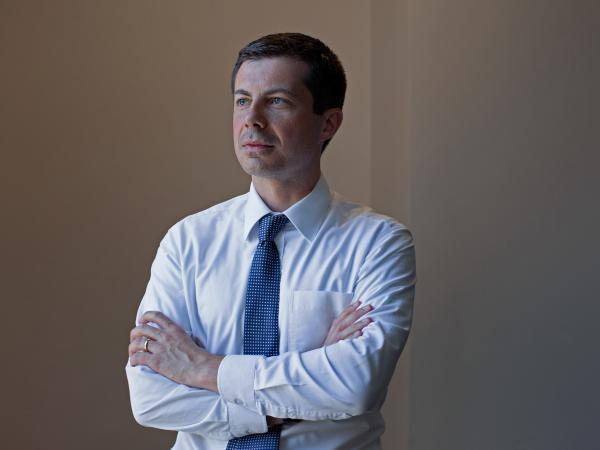 "Struggling to resolve racial tensions in South Bend, Ind., Mayor Pete Buttigieg exclusively shared with NPR his ""Douglass Plan,"" named for the famed abolitionist."