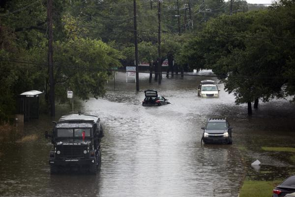 Two years ago, Hurricane Harvey caused record-breaking rainfall in Houston.