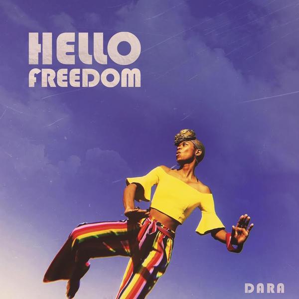 "Dara Carter's new album ""Hello Freedom"""