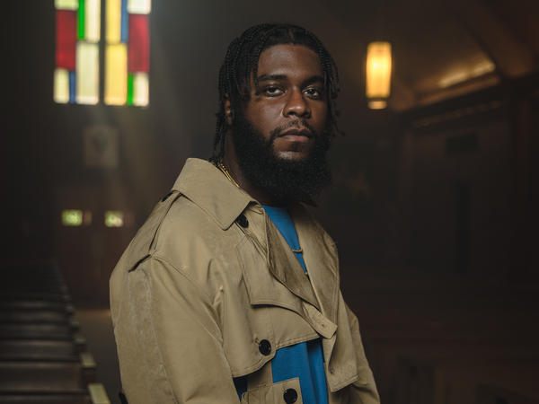 Mississippi rapper Big K.R.I.T. His latest project <em>K.R.I.T. IZ HERE </em>is on our shortlist of the best albums out on July 12.