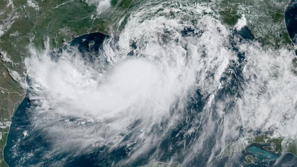 Tropical Storm Barry's wind speeds picked up on Friday. But on the central Gulf Coast, many residents are mainly concerned about life-threatening floods from its rain and storm surge.