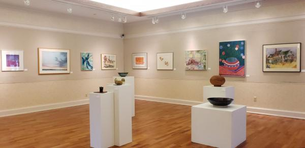 The Springfield Art Association Thursday opened Women's Art Alliance: The First 10 Years, an exhibit commemorating the founding of the Women's Art Alliance 40 years ago.