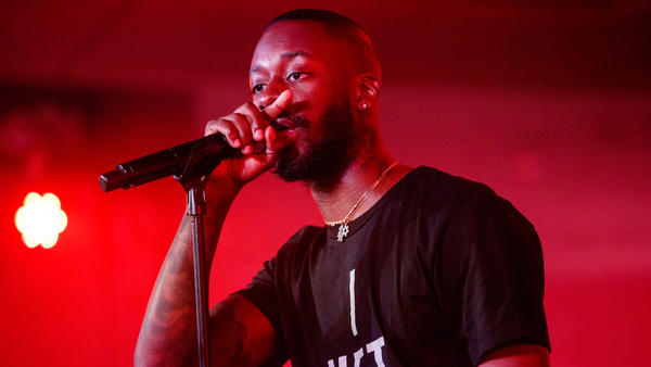 """""""If you want to make a diaspora of things, you need to reach to a diaspora of people,"""" GoldLink says."""