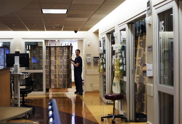Without Doctors Or Insurance, St. Louisans Visit The ...