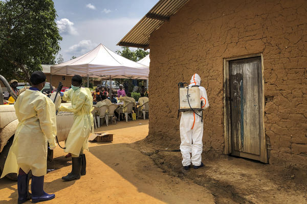 The World Health Organization says that more than 1,650 people have died from the current outbreak of Ebola in the Democratic Republic of Congo.