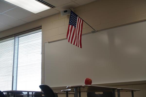 Classroom in DeKalb High School