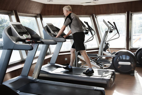 A federally funded study is testing aerobic exercise as a way to prevent the development of Alzheimer's disease.