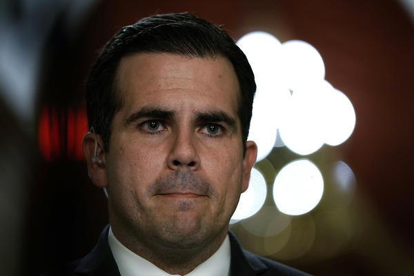 Puerto Rico Gov. Ricardo Rossello announced Sunday that he will no longer seek reelection in 2020.