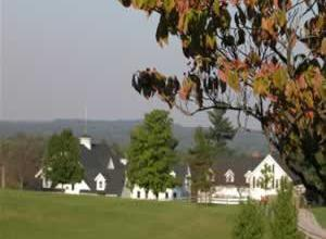 A picture of a Hunting Valley home from the village's website.