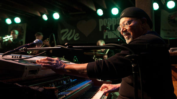 Art Neville in 2014.