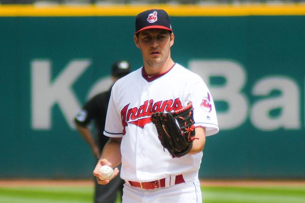 The Cleveland Indians have been considering trading pitcher Trevor Bauer. But their turnaround season may have them rethinking that move.