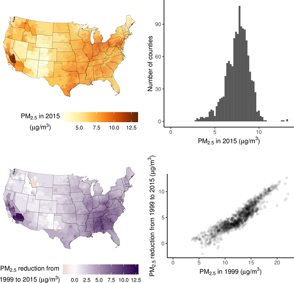 According to analysis published in the journal PLOS Medicine, the Mountain West looks like it has clean air relative to the rest of the country.
