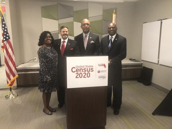 Local leaders encourage all Floridians to particiapte in the 2020 census.