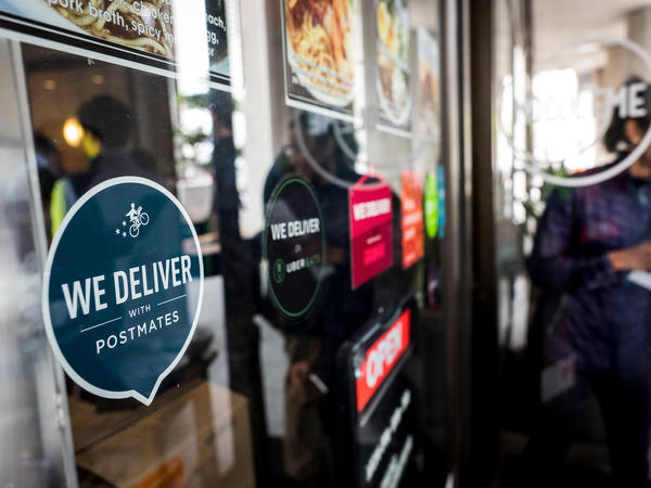 A study conducted by US Foods found that nearly 30% of drivers for food delivery services admitted to stealing a bite of food from their customer's order.