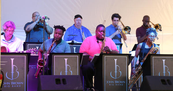 The annual Ocean City Jazz Festival celebrates the community's rich history.