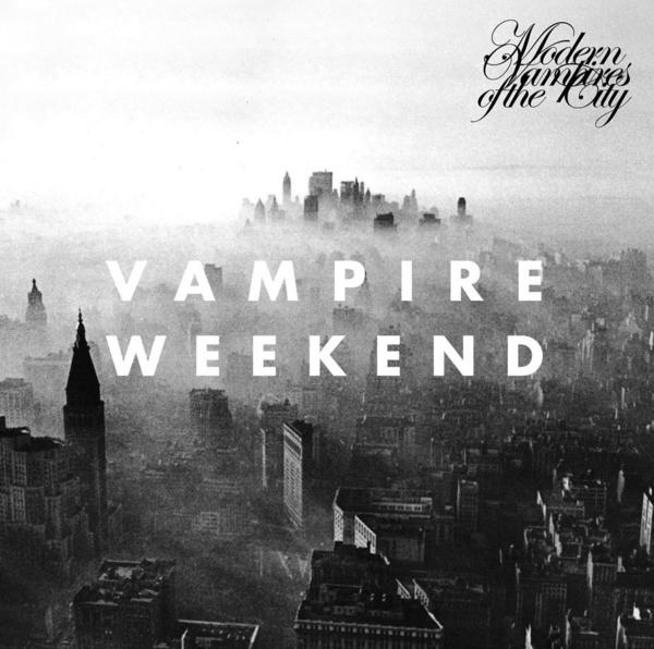 Vampire Weekend's <em>Modern Vampires of the City</em> was the most popular record in our listener poll for the best music of 2013.