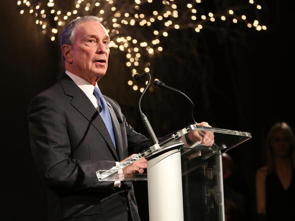 Former New York City Mayor Michael Bloomberg is donating $1.8 billion to his alma mater to help students with financial aid.