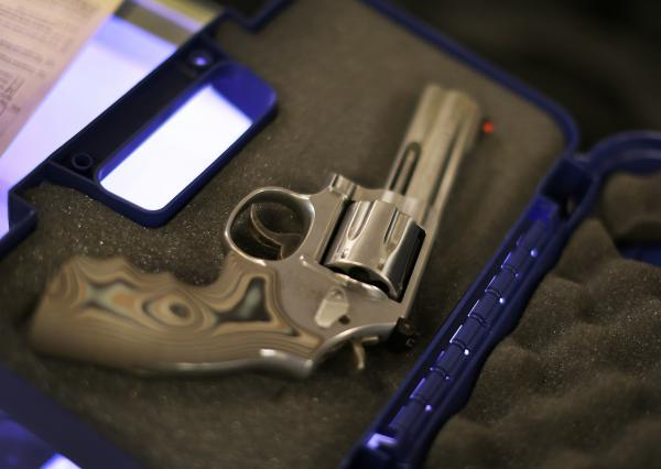 In the U.S., firearms kill more people through suicide than homicide.