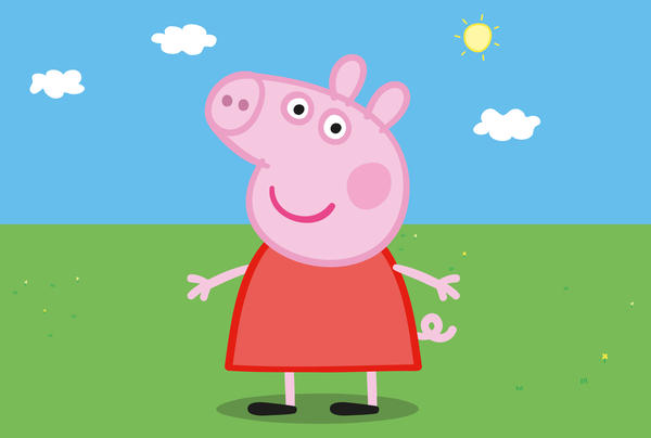 """The award-winning British cartoon <em>Peppa Pig</em> airs in more than 180 countries. Peppa, who is voiced by 17-year-old Harley Bird, has just dropped her first album titled """"My First Album."""""""