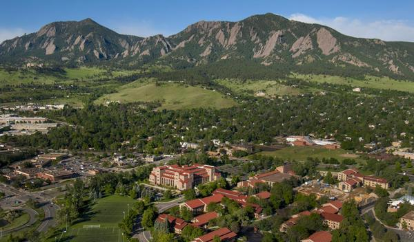 University of Colorado Law School at Boulder