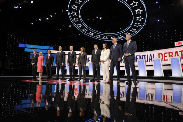 Second round of Democratic debates hosted on July 31.