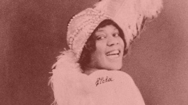 Blues singer Bessie Smith poses for a portrait circa 1925 in New York City.