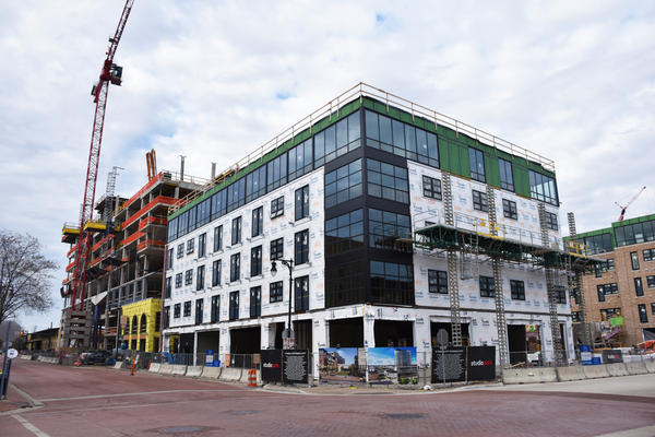 Why do so many new apartment buildings look the same?