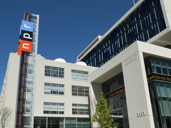 NPR is cutting some newsroom jobs as part of a restructuring move that is also adding positions in other areas, NPR's editorial chief announced Tuesday.