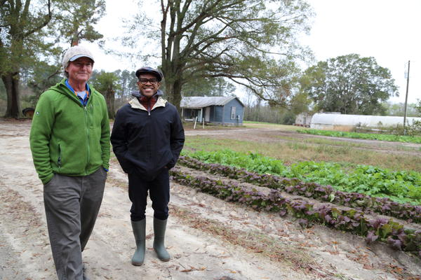 Thomas Allen Harris visits Warren Brothers at his farm in North Carolina. Warren is best known for his appearances on A Chef's Life TV series.