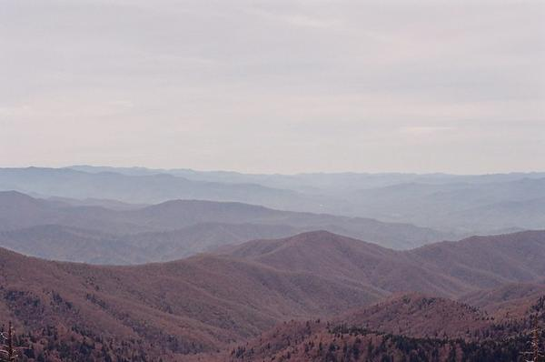 'Mountains Piled Upon Mountains' aims to bring readers closer to nature through stories about the splendor of the Appalachians.
