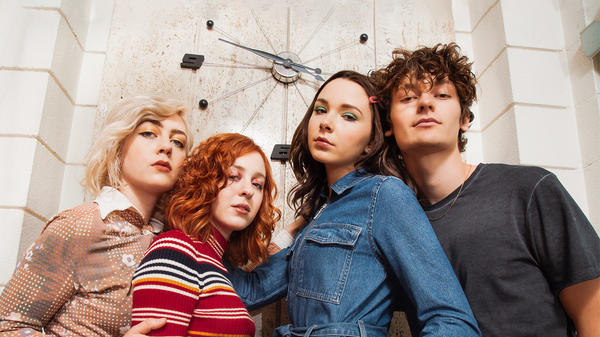The Regrettes' new album is titled <em>How Do You Love?</em>